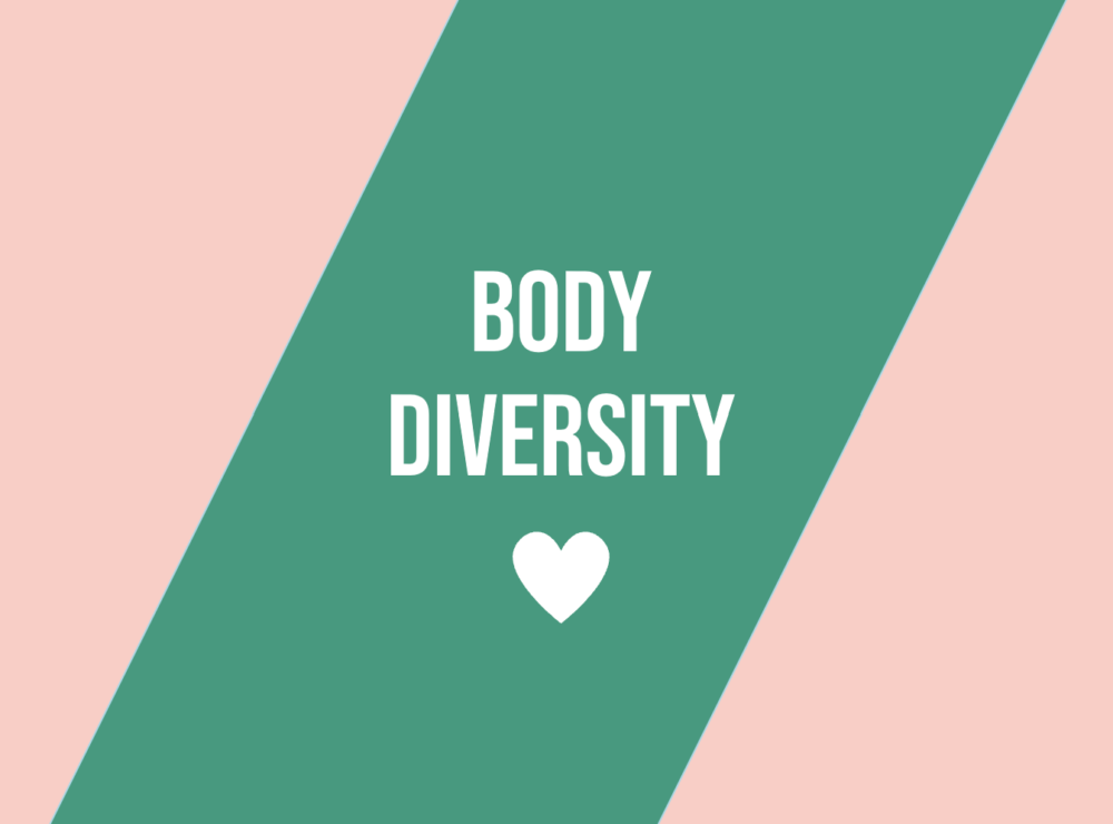 Body Diversity: I Have a Role to Play