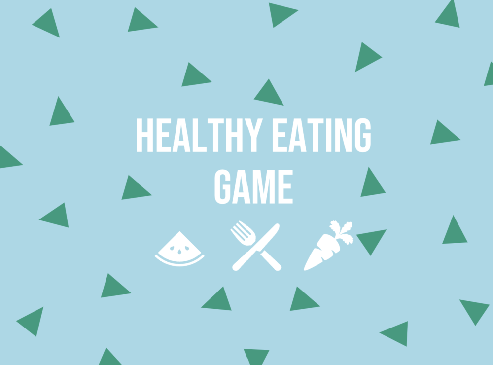 Game Cards – Let's Explore Food