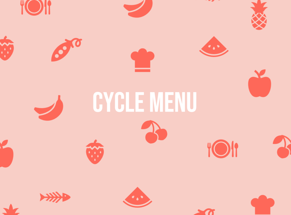 Cycle Menu
