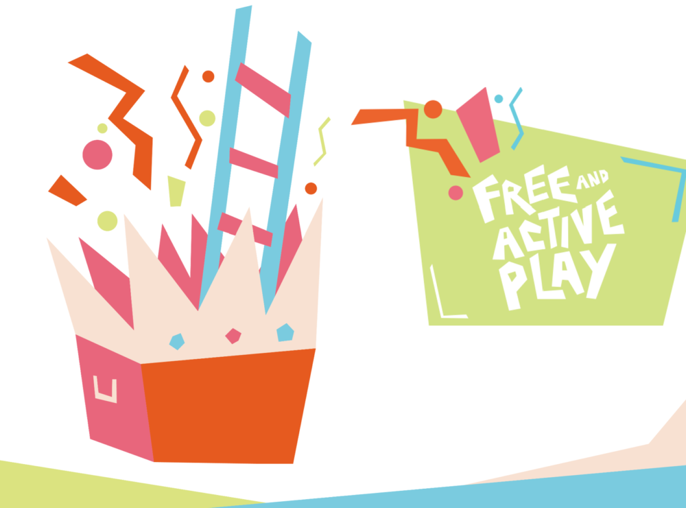 Free and Active Play