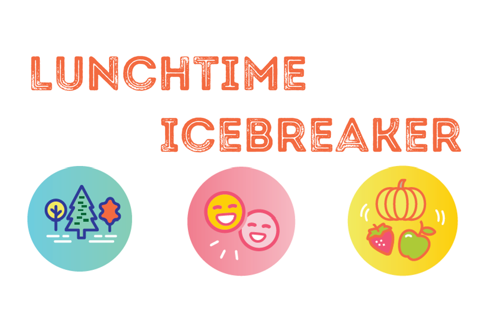 Lunchtime Icebreaker – Health Challenge in my Camp