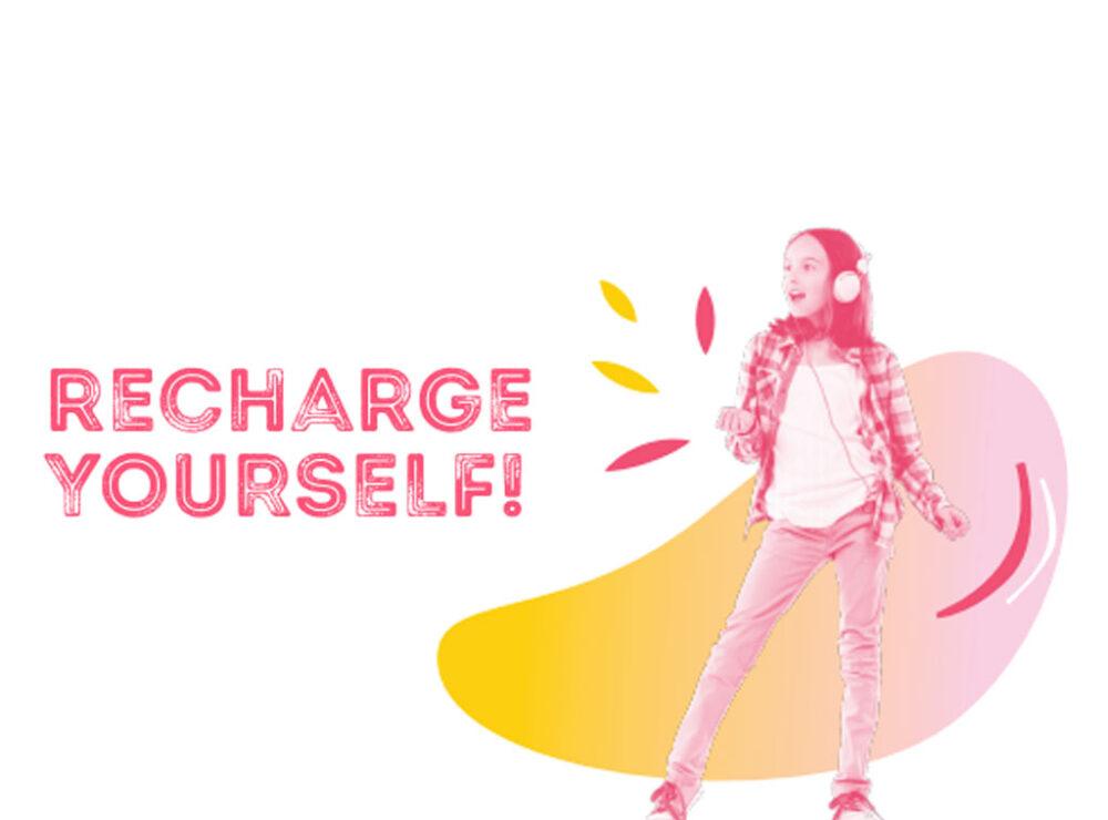 Recharge yourself TOUGO