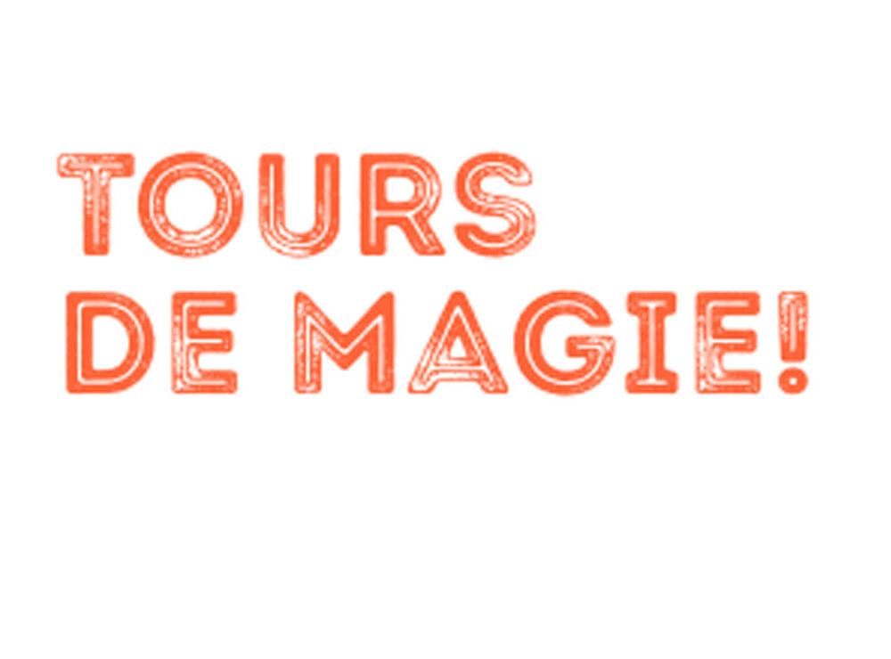 Tours de magie